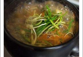 키조개 미역국 & 키조개 달래 된장 찌개 만들기