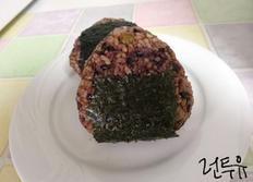 닭갈비삼각김밥 만들기, 하림 춘천식 순살닭갈비 순한맛 응용하기 초간단!