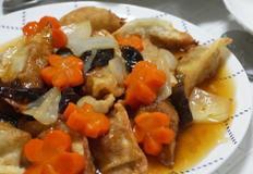 [손님맞이][믿고보는 레시피] 바삭한 튀김만두에 달콤한 탕수육소스 뿌린 탕수만두