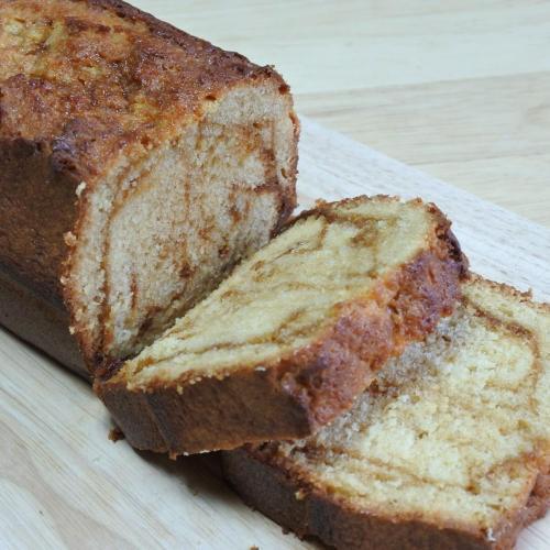 카라멜 향이 가득~ 카라멜 마블 파운드케이크 만들기