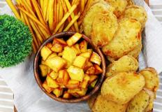 [고구마요리]고구마간식만들기,고구마맛탕,고구마스틱,고구마튀김