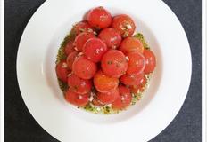 방울토마토 마리네이드만들기,방울토마토 샐러드