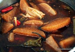 집밥백선생 일본식 무조림만들기