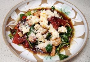 #와인안주로 좋은 해산물샐러드 만들기