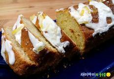 유자파운드케이크:상큼달콤향긋한 겨울의 파운드케이크