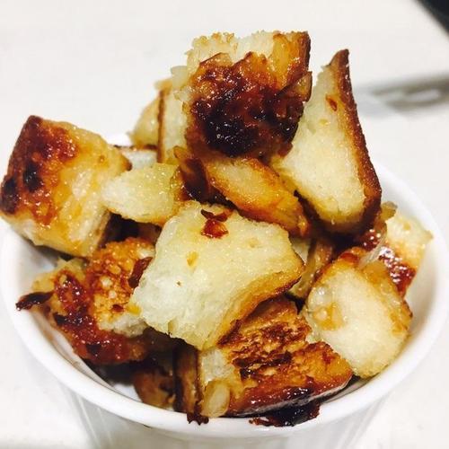초간단 미니마늘빵