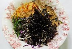 도토리 묵밥, 묵밥 만드는 법 & 따끈한 묵밥 즐겨봐요♬