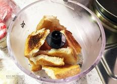 초간단! 빵가루 초스피드로 만들어내기!