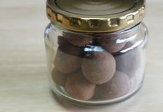 2가지 재료로 만드는 연유초콜릿 만들기