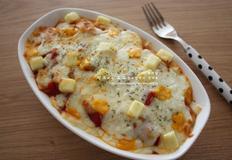 가래떡그라탕 -#가래떡요리,떡국떡