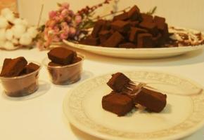 발렌타인데이, 파베초콜릿 만들기