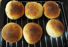 백설 식빵믹스로 만드는 모닝빵 제빵기없이 만들기