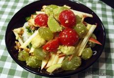 올리브쇼 진경수셰프의 과일샐러드면만들기