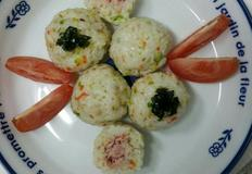 참치캔요리 / 숨어있는 주먹밥