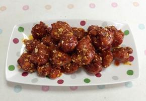 닭강정 만들기/닭강정 황금레시피