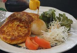 두부 스테이크 만들기, 두부 함바그, 두부 햄버그 스테이크 (豆腐ハンバ?グ)