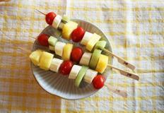 과일꼬치, 문어버터갈릭, 뱅쇼 - 세가지 레시피