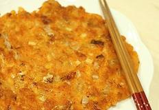 새송이버섯 김치전 (김치부침개)