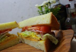 인삼 샌드위치 레시피