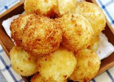 [감자요리]감자치즈볼 만들기,치즈볼만드는법