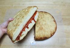 거대한 빵! 맘모스빵 만들기