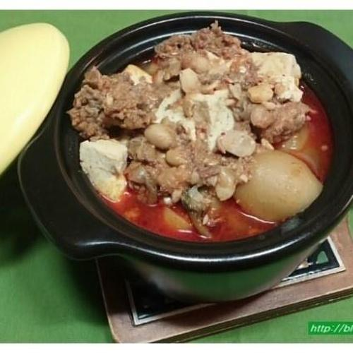 추운 겨울에 더욱 맛있는 청국장찌개 맛있게 끓여 먹는 방법~~