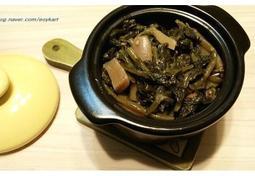 토속적인 맛이 일품인 열무김치 된장조림~ 집밥의 힘이 느껴져요~