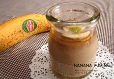 담백 달콤 바나나두유푸딩 만들기