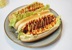 핫도그 샌드위치 만드는 법, 온가족 간식으로 딱이야 ~