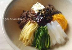 고급진 한 그릇 - 한정식 비빔밥 만들기
