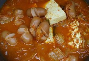 참치 김치찌개, 부대찌개, 초간단 캠핑음식