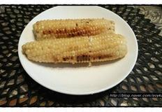 옥수수 버터구이~~ 냉동실에 쟁여두었던 옥수수가 있다면 완전 쉽게 간식해결~~gogo