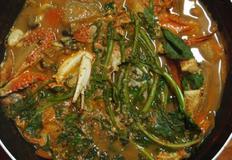 가을제철 꽃게탕 꽃게비빔밥 만들기