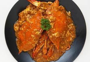 싱가폴 시그니처푸드, 점보 싱가포르 칠리 크랩 만들기