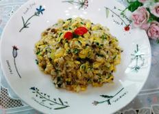 대파 달걀 마늘볶음밥~~♡♡쉽게.간편하게 영양까지 혼밥요리^^