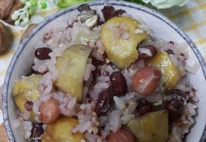 정월대보금 오곡밥 만들기(압력밥솥으로 간단하게)