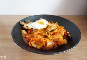 백종원 중화비빔밥 집에서 쉽게만들기 :-)