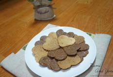 발렌타인데이 이색초콜릿 초콜릿쿠키 만들기 ♬