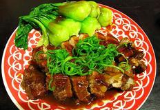 쫀득하면서 부드러운 중국식 삼겹살요리 동파육