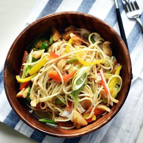 황태파스타~ 한식과 양식이 만나서 멋진 조화를 이룬 맛~~~