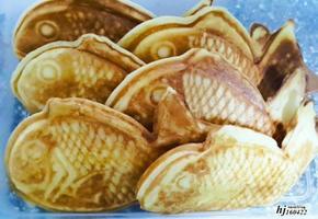 간식만들기 :: 간식메이커를 이용한 귀여운붕어빵 팬케익 만들기