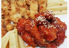 [마리텔 백종원 치킨]집에서 치킨만들기 양념치킨소스만들기