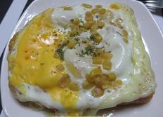 계란식빵토스트 : 식빵계란토스트 : 전자레인지로 계란식빵 해먹기