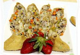 엄마표 유부초밥