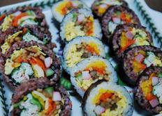 김밥재료 손질법