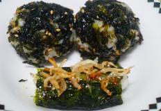 느린바다 해조류 유기농 조미김과 자반김 [오리지널]