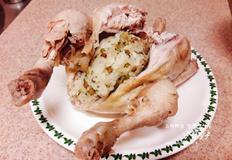 한겨울 몸보신요리 닭죽 만들기 추운겨울날 뜨끈하게 한그릇요리 닭죽 만드는 방법