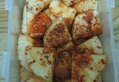 [석박지] 육개장, 순대국, 해장국~ 국밥집에서 나오는 석박지 쉽게 한번 만들어볼까요 -양싸