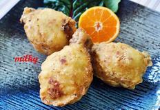 감자옷으로 몸짱된 닭봉 고로케