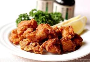 일본식 닭튀김 도리 가라아게